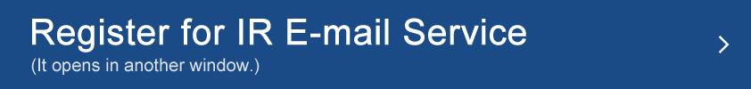Register for IR E-mail Service