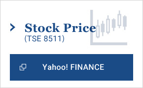 Stock Price(TSE 8511) Yahoo! FINANCE